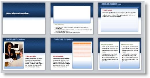 Fabulous Modèle PowerPoint gratuit | Le Blog de DistriSoft OA39