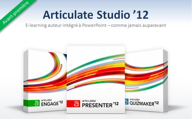 Articulate Studio '12